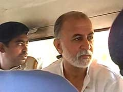 Chargesheet political vendetta; never admitted to rape in emails: Tarun Tejpal to NDTV