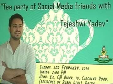 This 25-year-old is powering Lalu Prasad's social media blitz
