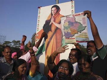 After Parliament's nod, it's 'party' time in Telangana