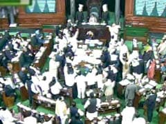 Parliament's last session begins with sparring over Telangana