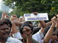 Bandh over Telangana Bill cripples normal life in Seemandhra