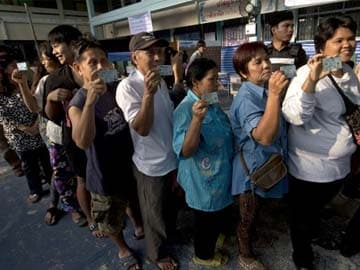 Polls open in tense Thai national election