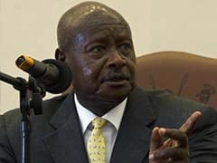 Ugandan president on gays: 'you can get worms'