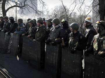 Ukraine's deputy army chief resigns after violence