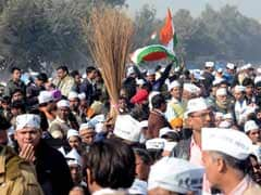 Delhi Elections: AAP Offices Abuzz With Activities