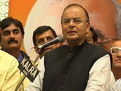 Elections 2014: Meet 'Candidate' Arun Jaitley