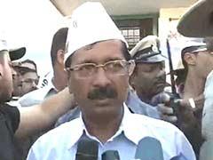 Arvind Kejriwal attacks media again, dares it to show 'Gujarat's true story'