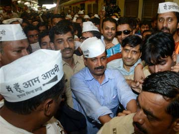 FIR filed against Arvind Kejriwal for 'disobedience', 'unlawful assembly' in Mumbai