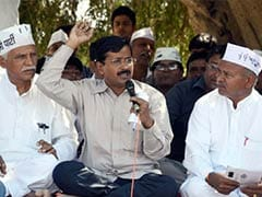 Arvind Kejriwal's car attacked in Gujarat; police say he changed route last minute