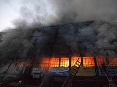 Fire breaks out at Bangladesh garments factory, no casualties