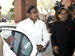 Not retiring from politics, says Chidambaram