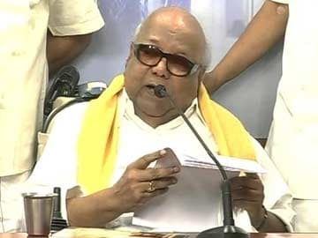 Elections 2014: DMK does not need support of national parties, says Karunanidhi