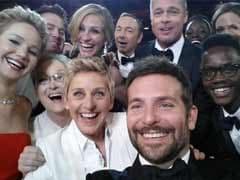Ellen DeGeneres' selfie crashes Twitter