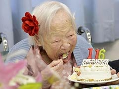 World's oldest person 'kind of' happy to turn 116