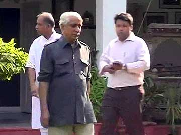Jaswant Singh not granted Barmer, the constituency he requested