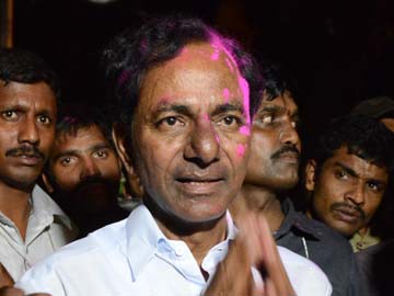 Mind made up, no alliance with Congress, says Telangana's KCR