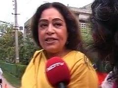 'Neta' tougher than 'abhineta', says candidate Kirron Kher