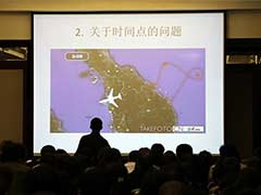 India tells Malaysia found no sign of missing jet