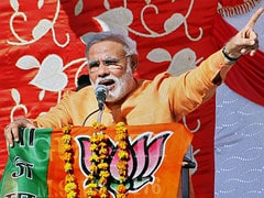 Government-backed IT website 'hacked' by Narendra Modi fan