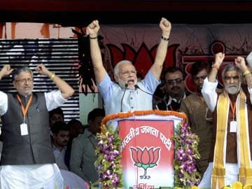 BJP expected to decide on at least one Narendra Modi seat today