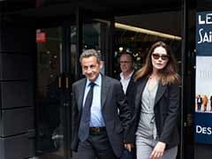 Nicolas Sarkozy, Carla Bruni seek to block secret tapes