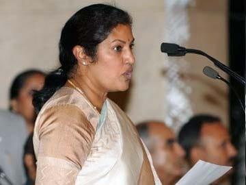 NTR's daughter D Purandeswari joins BJP