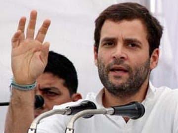 Rahul Gandhi's political journey
