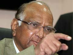 Sharad Pawar sends clarification to poll panel notice on 'ink' remarks