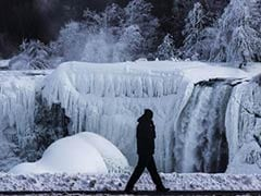 Arctic cold sets records in eastern United States