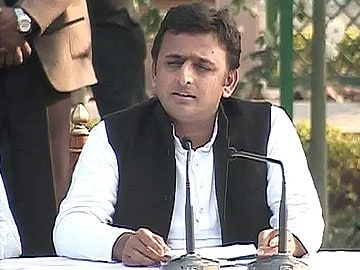 Akhilesh Yadav sacks two ministers for alleged anti-party activities: sources