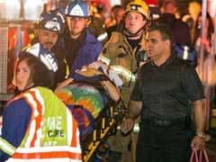 Two dozen injured as California school stage falls