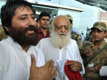 Acid attack on witness' aide in rape case against Asaram Bapu