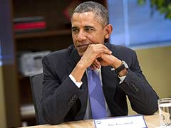 Barack Obama feels lonely at home after wife, daughters leave for  China
