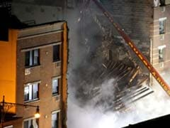 Seventh person dies after New York blast, building collapse: police