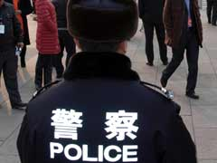 Knife-wielding man injures three at Chinese railway station