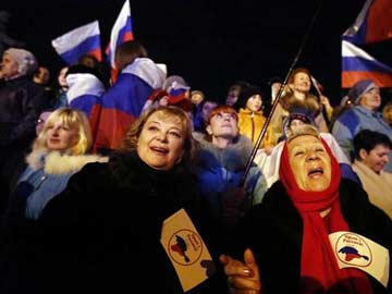 Crimea declares independence from Ukraine, applies to join Russia: official