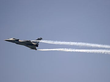 A big step in India's Rafale jet deal with France