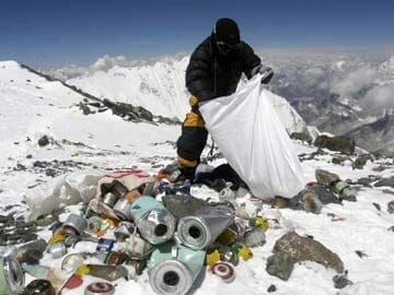 Nepal mulls leasing Himalayan peaks: official