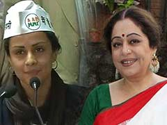 In battle for Chandigarh, two actresses and a former minister