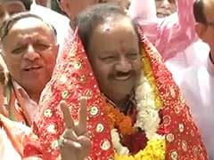 Harsh Vardhan, Meenakshi Lekhi, Ajay Maken file nomination papers for Lok Sabha polls in Delhi