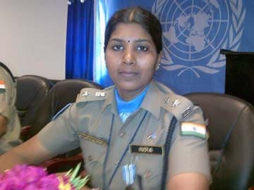 Tamil Nadu suspends woman IPS officer who served in UN mission in Sudan