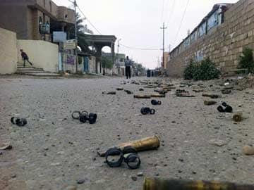 Violence kills eight people in Iraq