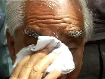 Upset Jaswant Singh breaks down, likely to quit BJP tomorrow
