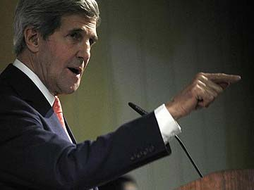 John Kerry to visit Kiev to show support for Ukraine