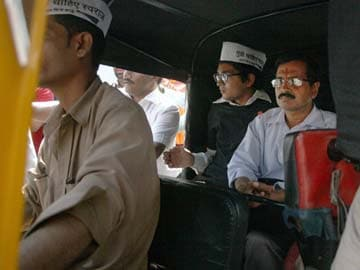 Mumbai auto driver, who drove Arvind Kejriwal, fined by police