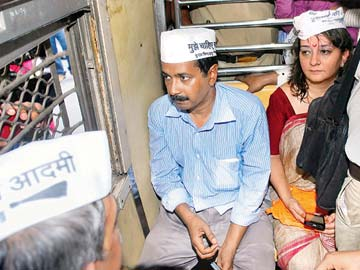 Elections 2014: Arvind Kejriwal gets a taste of Mumbai and the 'Aam Aadmi'