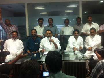 A new party for Andhra Pradesh, courtesy Kiran Kumar Reddy