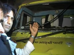 Attacked by Congress workers in Amethi, alleges Aam Aadmi Party's Kumar Vishwas