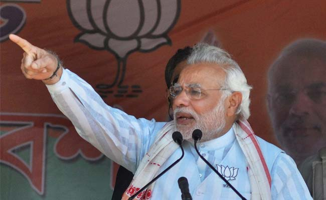 Assam government killing rhinos to make way for Bangladeshi immigrants: Narendra Modi