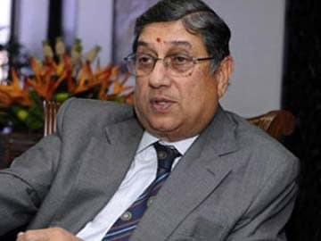 N Srinivasan to step aside as chief, offers BCCI to Supreme Court